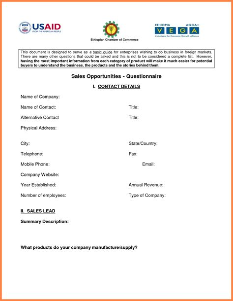 business profile on letterhead 28 images 9 company