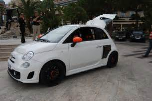 500 Abarth Tuning Aznom Fiat 500 Abarth Motore Centrale Car Tuning