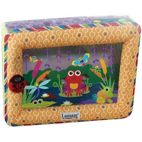 Lamaze Crib Soother by Lamaze Pond Symphony Soother Crib Educational Toys