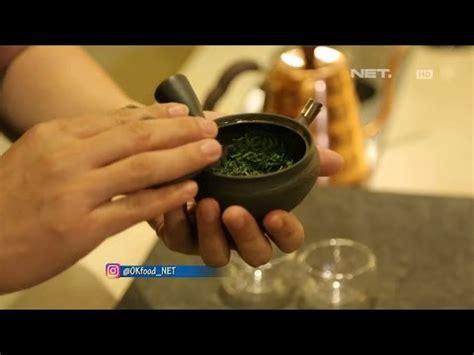 cara membuat yakult green tea cara khusus membuat gyokuro green tea yang legendaris