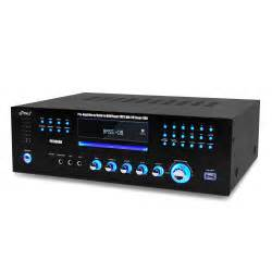 home audio receiver pylehome pd3000a home and office lifiers