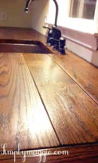 butcher block countertop shelterness 10 reasons to choose wood countertops the weathered fox
