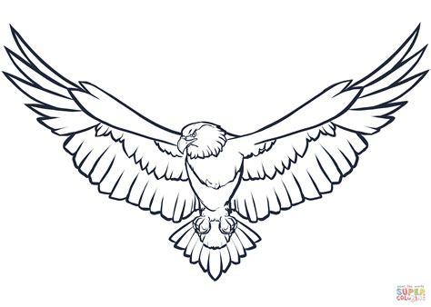 eagle coloring page free bald eagle coloring page free printable coloring pages
