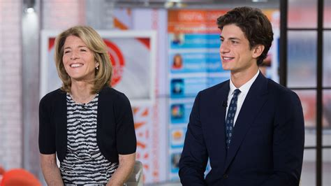caroline kennedy s son caroline kennedy and son jack schlossberg talk jfk s legacy and their political futures