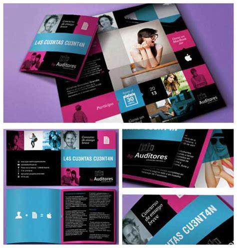 top graphic design series brochure layout 50 best bi fold brochure design templates inspiration for