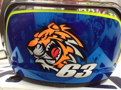 Helmet Shoei Zulfahmi Shoei X12 Zulfahmi 63 Malaysian Moto3 Rider Helmet By Zaki Designs