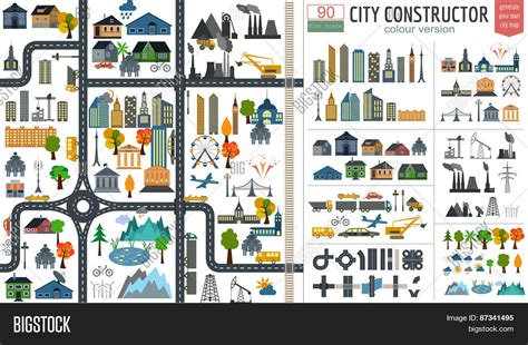 pattern maker version 7 city map generator city map exle elements for