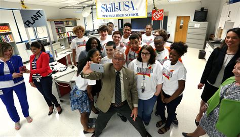 Creative Ideas For Kitchen Nasa Administrator Talks To Newport News Hunch Team About