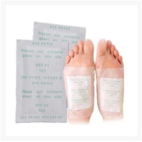 Kinoki Detox Foot Pads Patches by 20pcs 10pcs Patches 10pcs Adhesives Kinoki Detox Foot