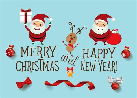merry christmas  happy  year  wishes images happy  year  sms wishes images