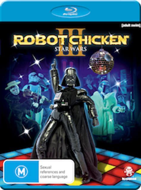 robot chicken star wars episode iii dvd review avforums blu ray review robot chicken star wars episode iii