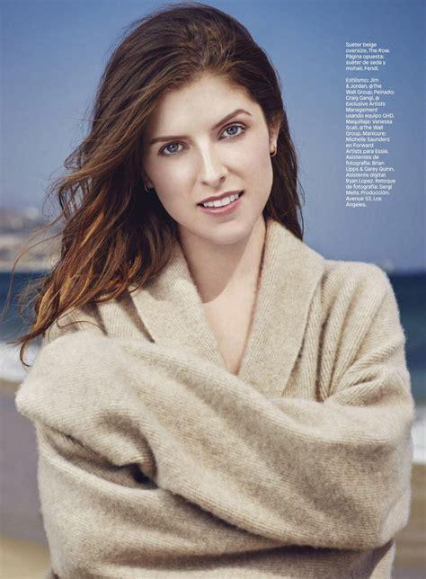 anna kendrick glamour magazine latin america november