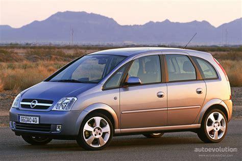 opel meriva 2004 opel meriva specs 2003 2004 2005 autoevolution
