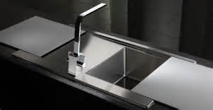 Glass Sinks For Kitchens Modern Kitchen Interior Designs Glass Kitchen Sinks