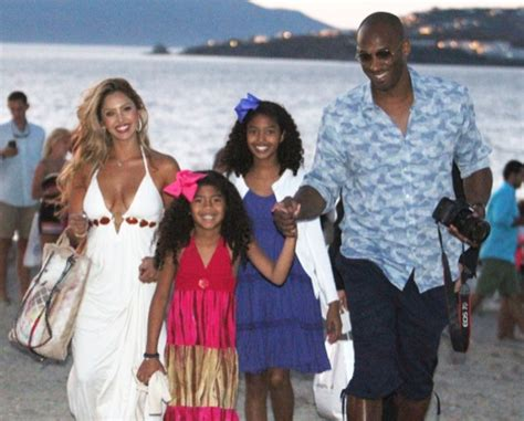 kobe bryant family biography kobe bryant vacations in greece with his family celeb