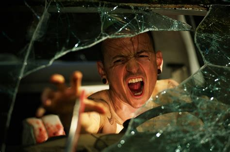 jigsaw film cda chester bennington in saw 3d horror movies photo