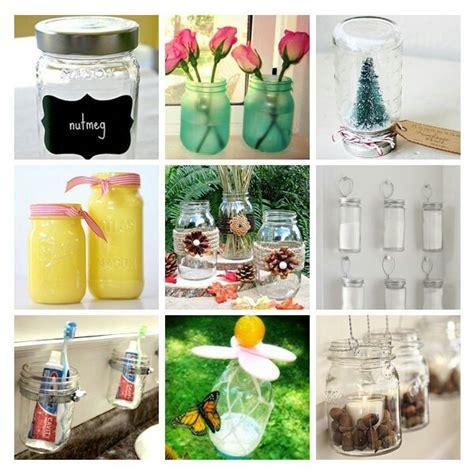 canning jar ideas craft ideas pinterest