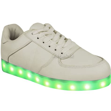 A Shoe Some Usb A by Womens Usb Led Lights Sneakers Shoes Luminous
