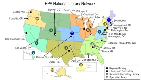 Epa Finder Libraries Epa National Library Network Us Epa