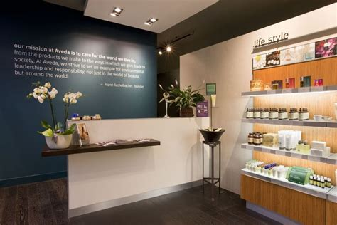 Comptoir Institut De Beauté by Aveda Lifestyle Salon Spa Flagship By Reis Design Leeds