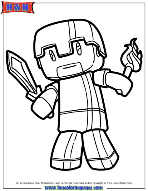 minecraft coloring pages all mobs minecraft zombie pigman coloring pages 402319