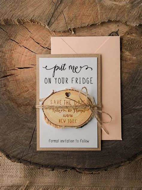 rustic wedding save the date magnets save the date magnets 20 rustic wood save the date