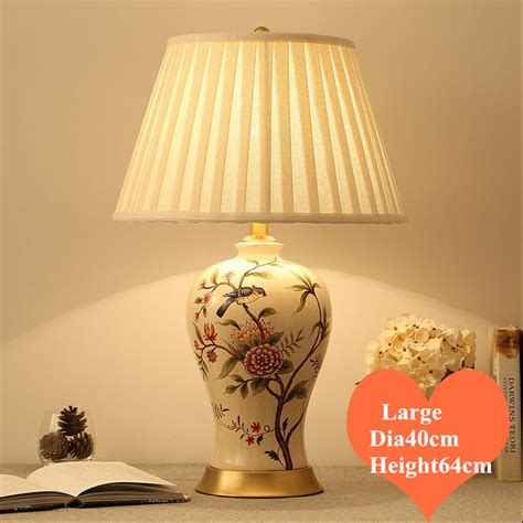 Cheap Home Decor From China by Popular Large Ceramic Table Lamps Buy Cheap Large Ceramic