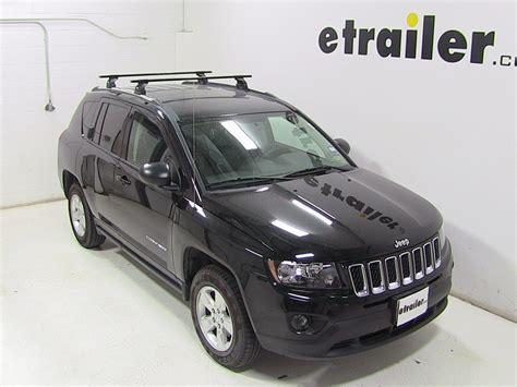 Jeep Compass Roof Rack thule roof rack for jeep compass 2014 etrailer