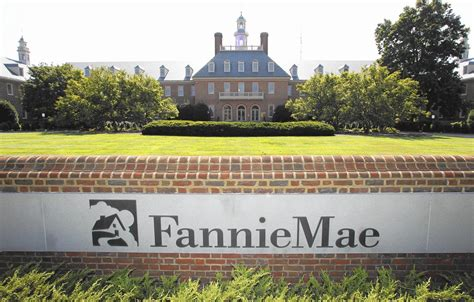 fannie mae freddie mac reach deal to ease mortgage