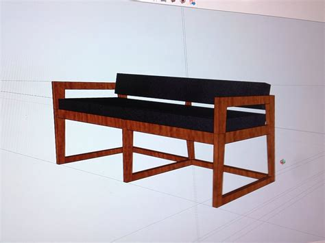 low back bench low back bench with leather by alafasy lumberjocks com