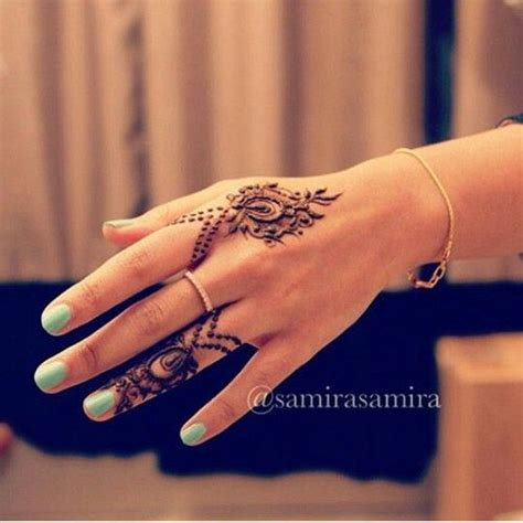 henna tattoo yourself best 25 simple henna ideas on simple