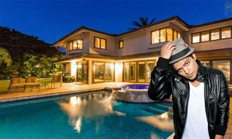 Bruno Mars S House 2015 Youtube