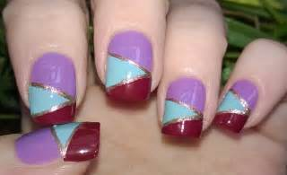 Nail art designs step by step at home without tools easy nail art