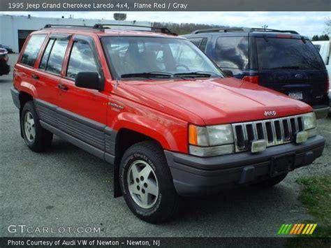 Jeep Grand Laredo 95 1995 Jeep Grand Laredo 4x4 Gray