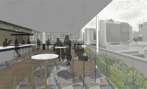 Roof Top Bars Brisbane by Rooftop Bar Restaurant 200 Adelaide Brisbane
