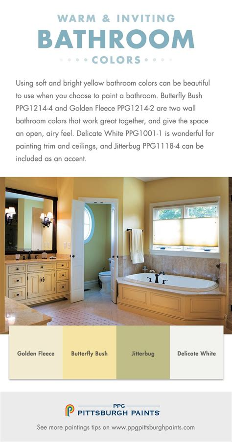 inviting colors 17 best images about bathroom paint colors tips on