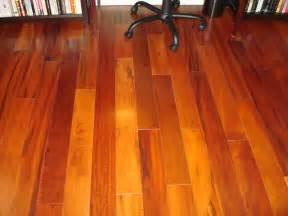solid 3 4 quot brazilian koa tigerwood goncalo alves flooring by brazilian direct pre finished