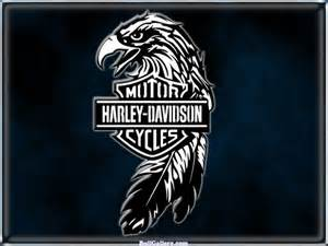 free harley davidson eagle logo bull gallery
