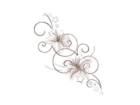 disegni fiori tatuaggi 1001 idee per tatuaggi femminili disegni da copiare