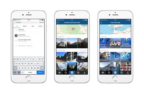 Instagram Top Search Llega Instagram 7 0 Con Nuevas Opciones De B 250 Squeda Trecebits