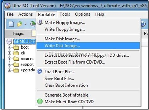 poweriso full version getintopc niki trik kulo how to use ultraiso to make bootable cd