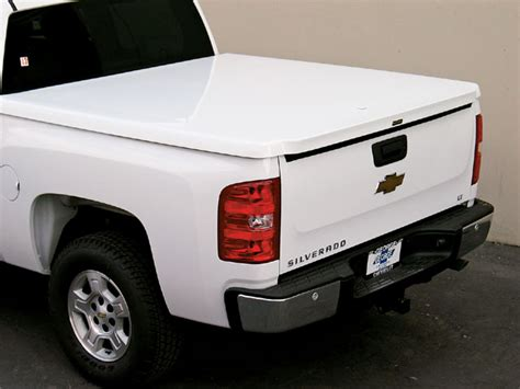 chevy s10 bed cover 2007 chevrolet silverado installed tonneau cover photo 1
