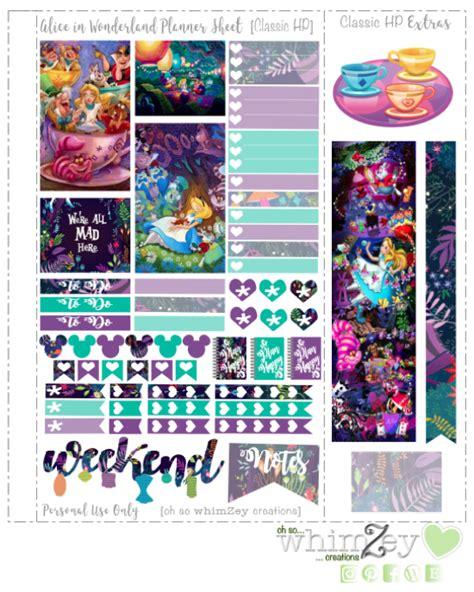 Free Disney Planner Stickers