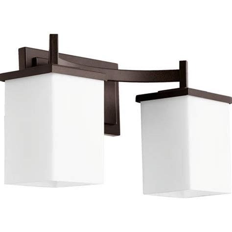 delta light fixtures bathroom quorum international delta oiled bronze two light bath
