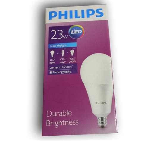 philips lu led 23 watt elevenia