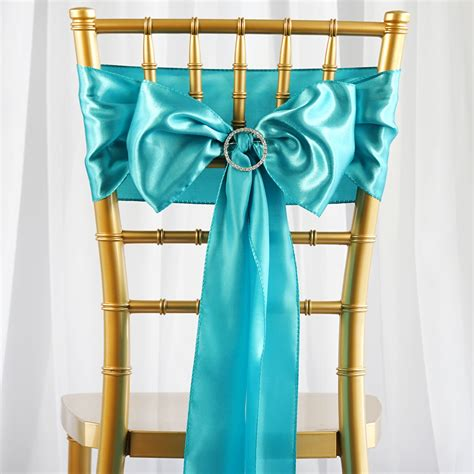 cheap decorations wholesale 200 cheap satin chair sashes bows ties wedding reception