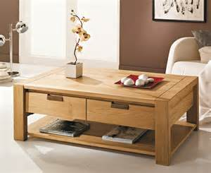table basse en bois ma table basse