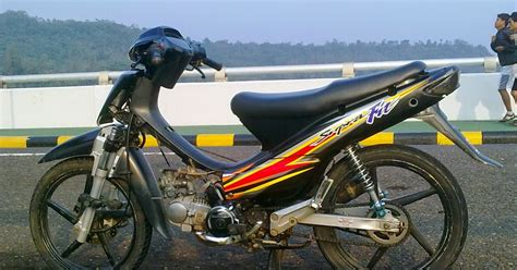 gambar modifikasi motor supra x modifikasi motor supra x standar thecitycyclist