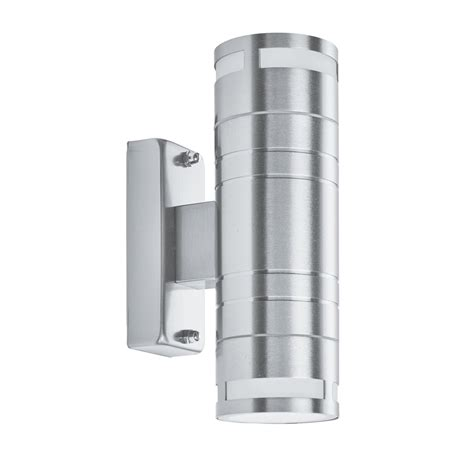 stainless steel led outdoor up and wall light