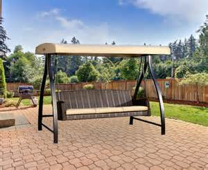 Patio Swing Big Lots Costco Patio Swing Cushion Replacement 2017 2018 Best